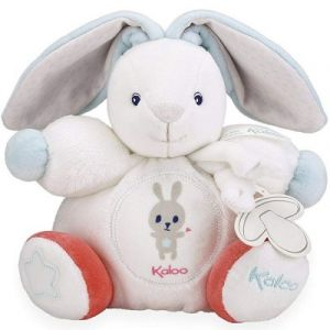 Kaloo Imagine - Peluche Patapouf Phosphorescente Lapinou 18 cm - Crème