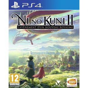 Ni no Kuni II : l'Avènement d'un Nouveau Royaume [PS4]