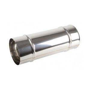 Isotip Joncoux Tuyau aluminium Ø125mm x 0,50m : 031312