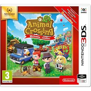 Selects - Animal Crossing New Leaf: Welcome amiibo 3DS) - Import, jouable en français [3DS]