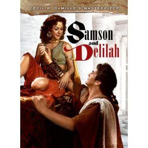 Samson et Dalila - de Cecile  B. Demille