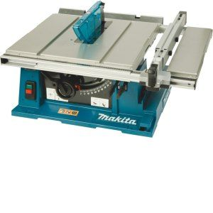 Makita 2704 - Scie sur table