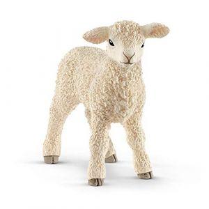 Schleich Figurine agneau 13883