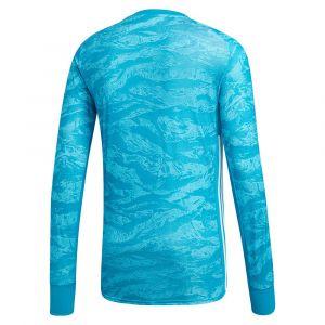 Adidas Maillot de Gardien Adipro 19 Manches Longues - Bleu Ciel - Bleu - Taille Large
