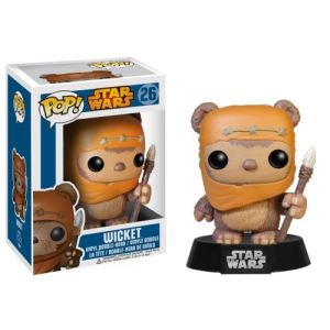 Image de Funko Figurine Pop! Star Wars Wicket