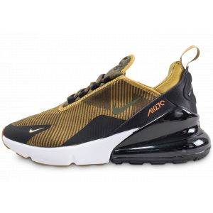 Nike Chaussure Air Max 270 Jacquard - Or Taille 38