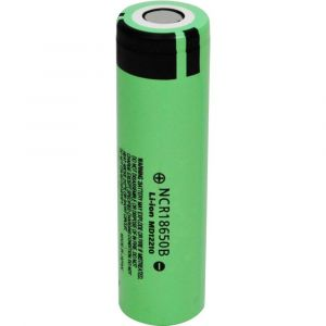 Panasonic NCR18650B Pile rechargeable spéciale 18650 Li-Ion 3.7 V 3400 mAh
