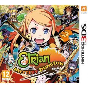 Etrian Mystery Dungeon [3DS]