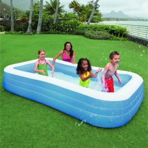 Intex 58484 - Piscine gonflable rectangulaire 305 x 183 x 56 cm