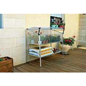 Chassis serre de jardin comparer 112 offres - Chassis de jardin en polycarbonate ...