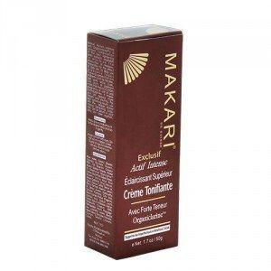 Makari Exclusive crème tonifiante éclaircissante