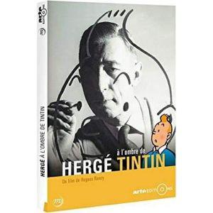 Image de Hergé, à l'ombre de Tintin