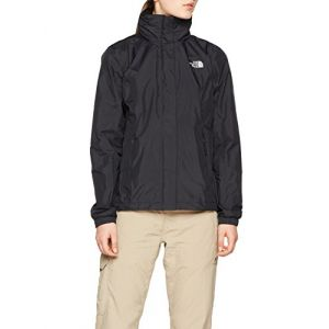 The North Face Resolve Blouson de sport Femme Noir FR : S (Taille Fabricant : S)