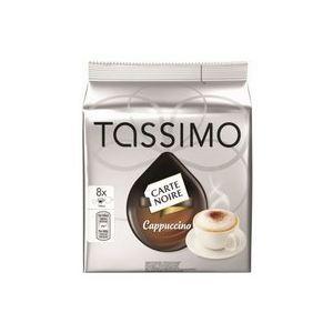 Tassimo 16 dosettes T-Discs Carte Noire Cappuccino