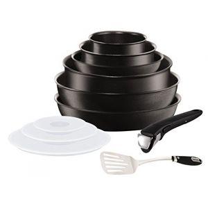 Tefal L6509902 - Set de poêles et casseroles Ingenio Expertise 11 pièces