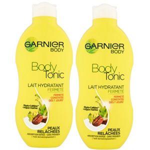 Garnier Bodytonic - Lait corps - Hydratant fermeté peaux relâchées