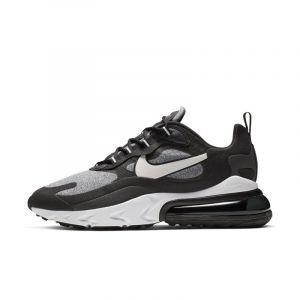 Nike Chaussure Air Max 270 React (Op Art) pour Homme - Noir - Taille 42.5 - Male