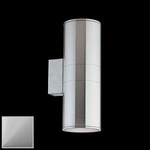 Ideal lux 033020 - Applique extérieure design gun aluminium
