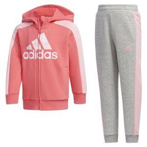 Adidas Ensembles de survêtement Survêtement Graphic Hoodie rose - Taille 4 / 5 ans,5 / 6 ans,6 / 7 ans,7 / 8 ans,9 / 10 ans