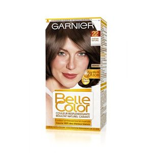 Garnier Belle Color 22 Châtain Naturel - Coloration permanente