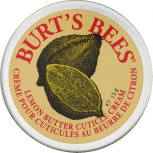 Burt's Bees Crème pour les cuticules au beurre de citron