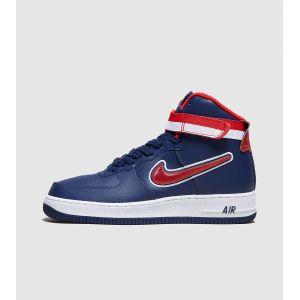 Nike Chaussure Air Force 1 High'07 LV8 Sport NBA pour Homme - Bleu - Taille 41