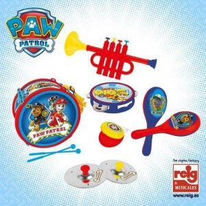 Reig Musicales Ensemble 6 instruments Pat'Patrouille