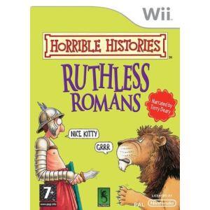 Horribles Histoires : Les Redoutables Romains [Wii]