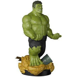 Exquisite Gaming Figurine - Marvel Hulk Cable Guy XL - Support Manette/Téléphone
