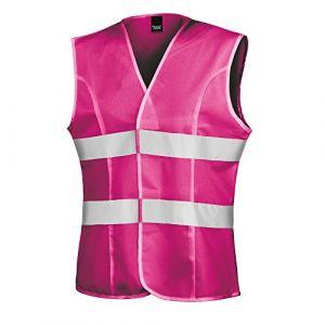 Result Gilet de sécurité - Femme (XL) (Rose fluo) - UTRW4848