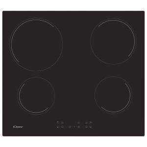 Candy CC64CH - Table de cuisson vitrocéramique 4 foyers