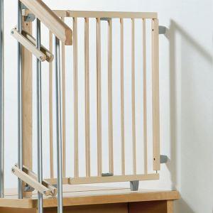 Geuther 2738 - Barrière de sécurité pivotante pour escalier (99,5-140 x 83 cm)