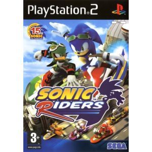 Sonic Riders [PS2]