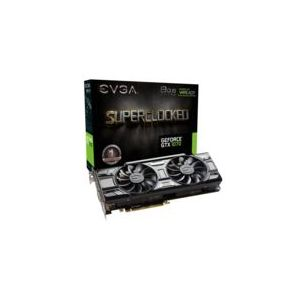 Evga 08G-P4-5173-KR - Carte graphique GeForce GTX 1070 SC GAMING ACX 3.0 Black Edition 8 Go