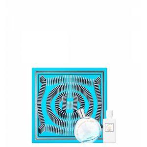 Hermès Eau des Merveilles Bleue - Coffret eau de toilette et lait pour le corps