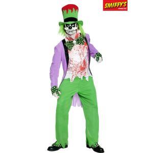 Smiffy's Déguisement chapelier toque hanté Halloween (taille S ou M)
