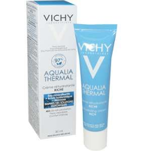 Vichy Aqualia Thermal - Crème réhydratante riche