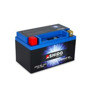 Shido Ytx14-bs Batterie Moto Lithium 12 V 4 Ah - Ytx14-bs batterie moto Lithium 12 V 4 Ah.