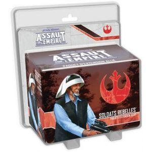 Edge Soldats Rebelles l'extension allié Star Wars : Assaut sur l'empire