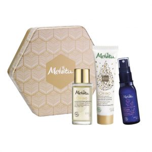 Melvita Coffret hexagonal kit bests