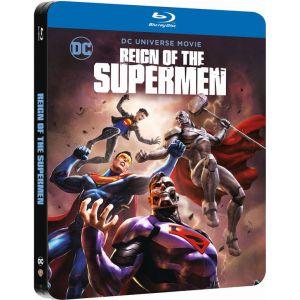 Le Règne des Superman [Édition Limitée boîtier SteelBook] [DVD]
