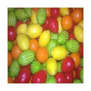 Fini Macédoine de fruits bubble gum (1 kg)