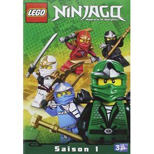 LEGO Ninjago, Les maîtres du Spinjitzu - Saison 1 [DVD]