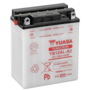 Yuasa Batterie YB12AL-A2 12V 12Ah