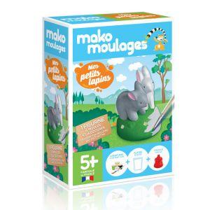 Mako moulages Atelier de moulage Mes petits lapins