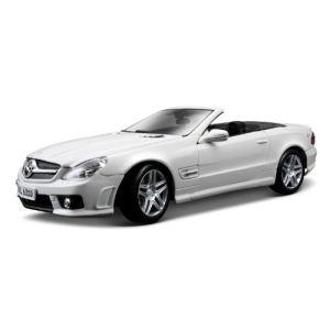 Maisto 531168 - Mercedes Benz Sl63 AMG - Echelle 1/18