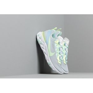 Nike Chaussure React Element 55 pour Femme - Blanc - Taille 39 - Female
