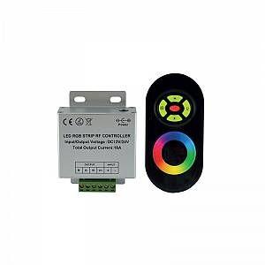 Vision-El Contrôleur LED RGB Radio 2,4 Ghz Télécommande Tactile