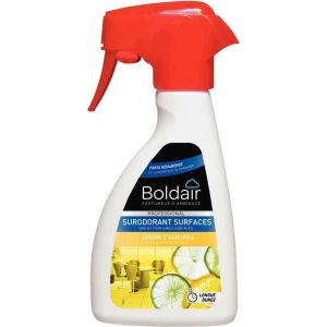 Boldair Désodorisant surodorant Jardin d'agrumes - 250mL