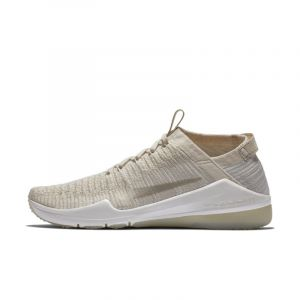 Nike Chaussure de training Air Zoom Fearless Flyknit 2 Champagne pour Femme - Crème - Taille 40.5